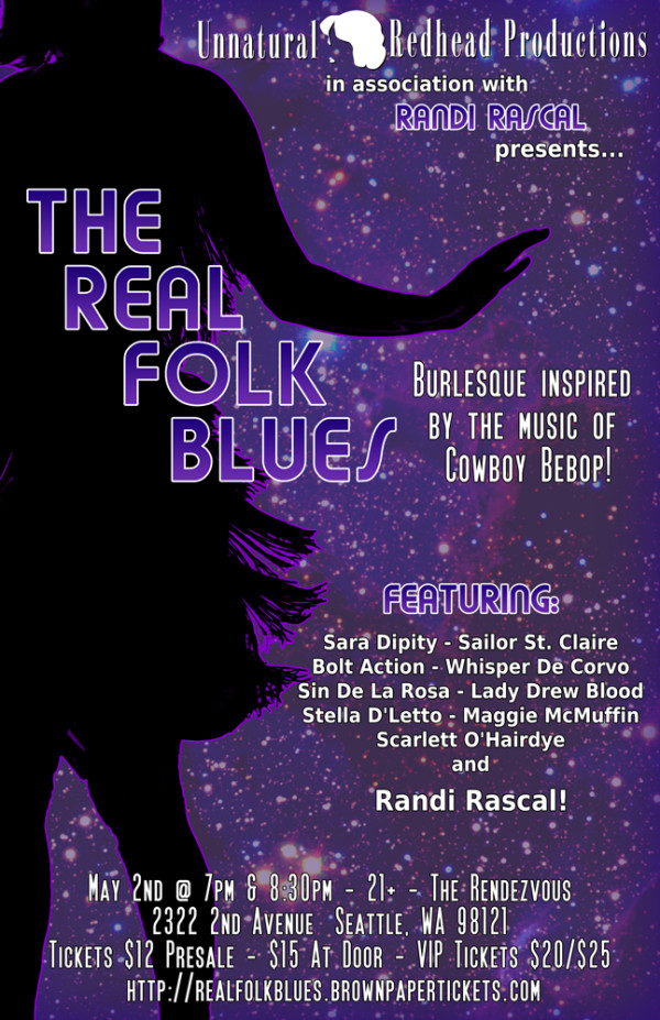 RealFolkBluesShowPoster